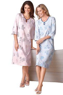 ascafa nachthemd n multicolor
