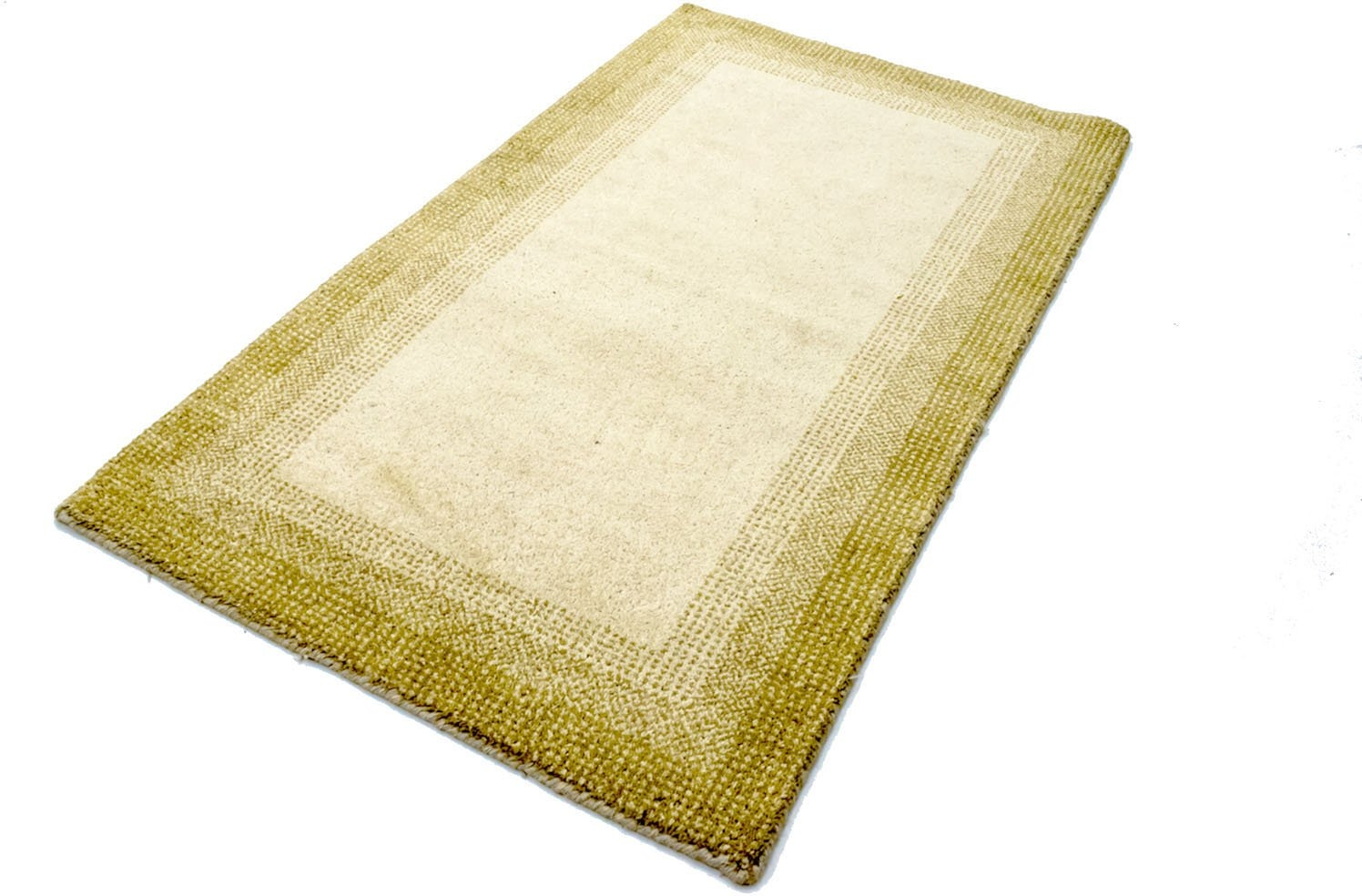 morgenland wollen kleed Gabbeh Teppich handgeknüpft beige handgeknoopt in de webshop van OTTO kopen