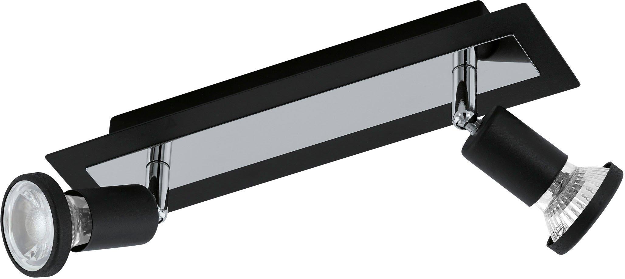 EGLO led-plafondspots SARRIA Led-plafondlamp - verschillende betaalmethodes