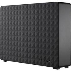 seagate »expansion desktop« externe hdd zwart