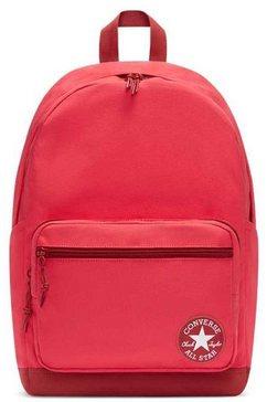 converse laptoprugzak »go 2, carmine pink-claret red« roze