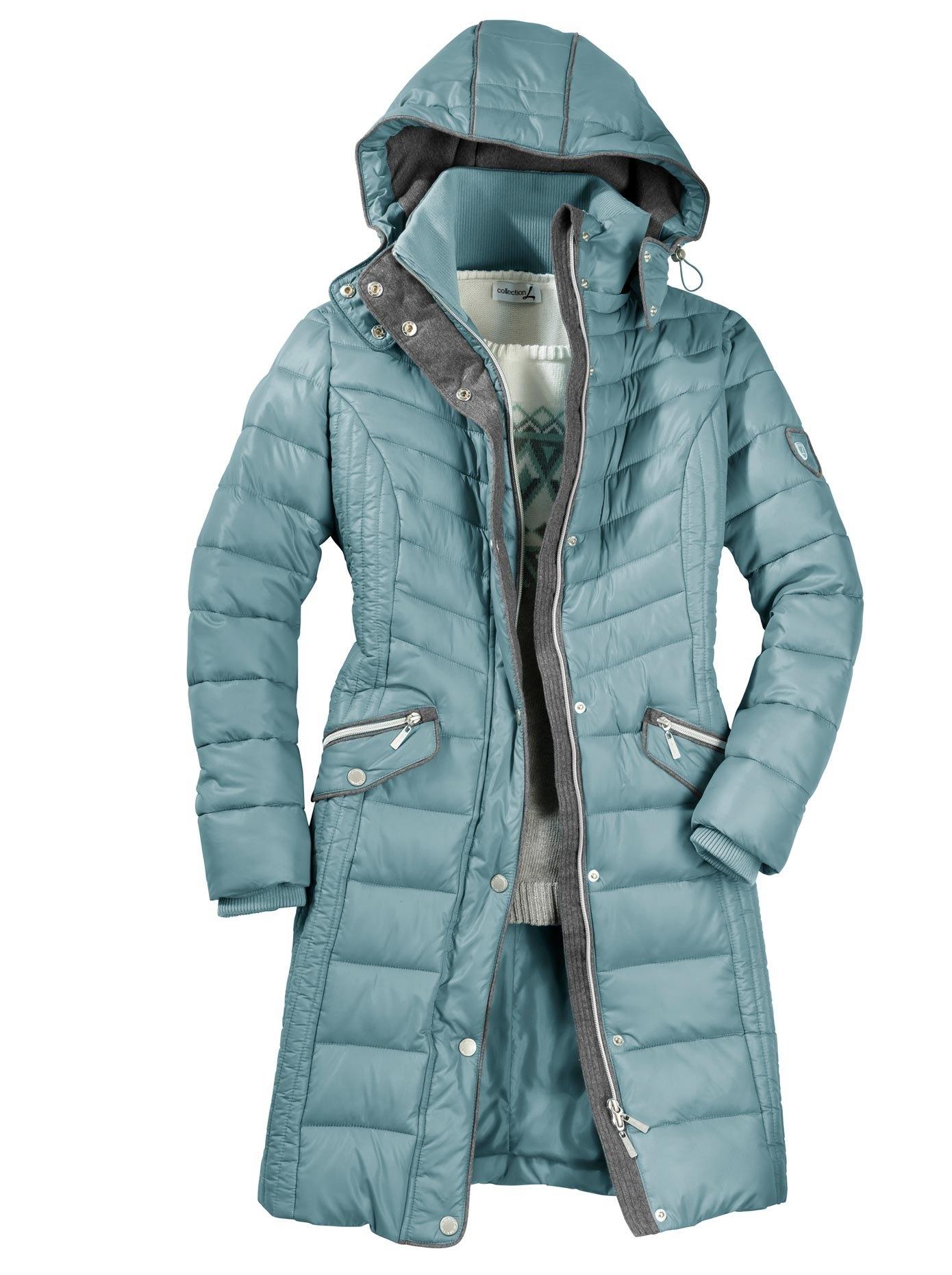 Casual Looks doorgestikte jas in de webshop van OTTO kopen