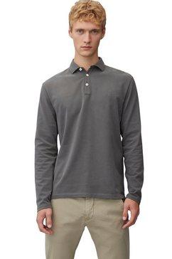 marc o'polo shirt met lange mouwen groen