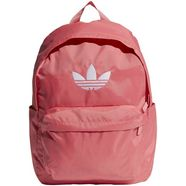 adidas originals sportrugzak top trefoil rugzak roze