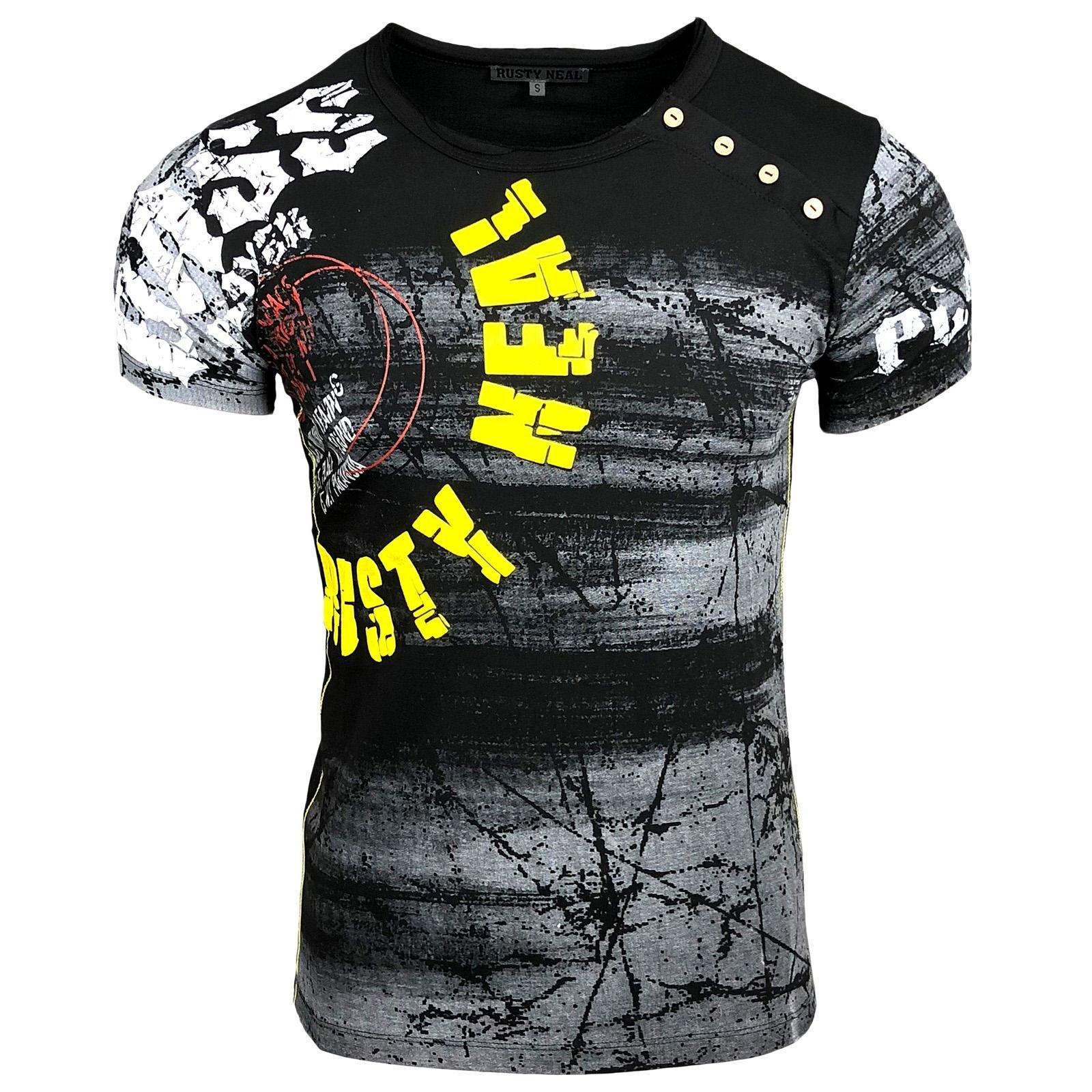 Rusty Neal T-shirt bestellen: 30 dagen bedenktijd