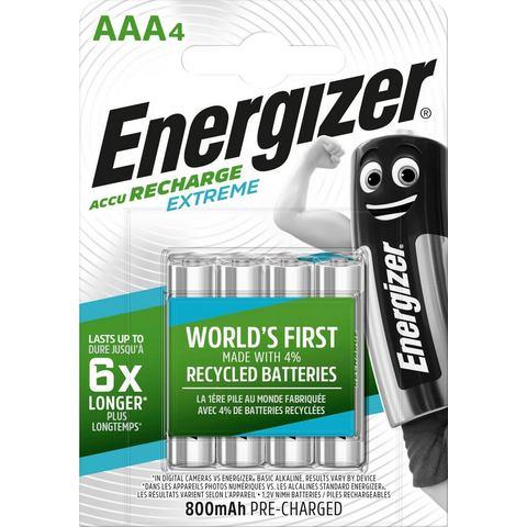 Energizer AAA oplaadbare batterij (potlood) NiMH 800 mAh 1.2 V 1 stuks