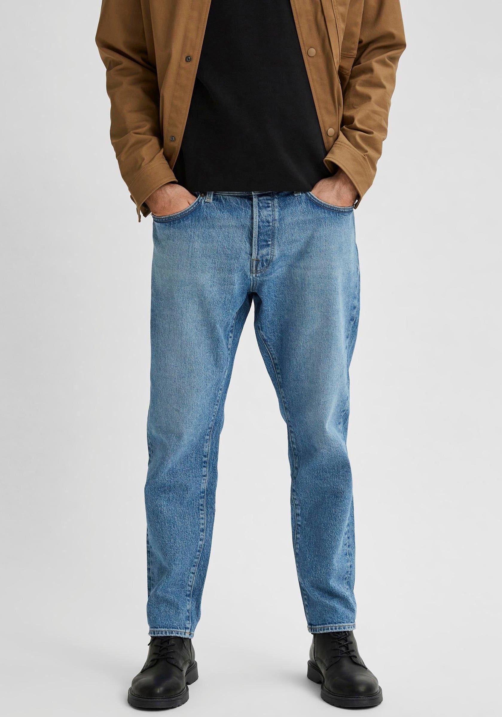 SELECTED HOMME relax fit jeans ALDO nu online kopen bij OTTO