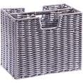 locker lectuurstandaard zeitungsstaender (1 stuk) grijs