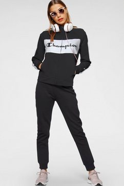 champion joggingpak »sweatsuit« zwart