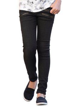 arizona stretch jeans super-skinny zwart