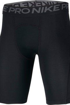 nike trainingsshort pro big kids shorts zwart
