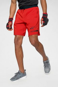 reebok trainingsshort »ts epic ltwt short« rood