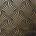 leonique artprint op acrylglas »muster« goud
