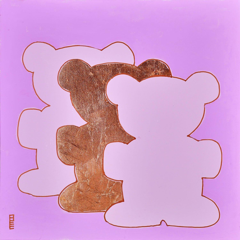 queence artprint op linnen Bears VIII (1 stuk) - verschillende betaalmethodes
