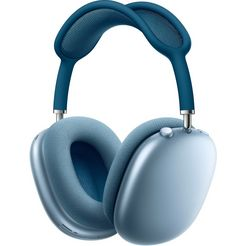 apple over-ear-hoofdtelefoon airpods max blauw