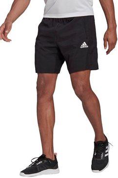 adidas performance trainingsshort »m wv short« zwart