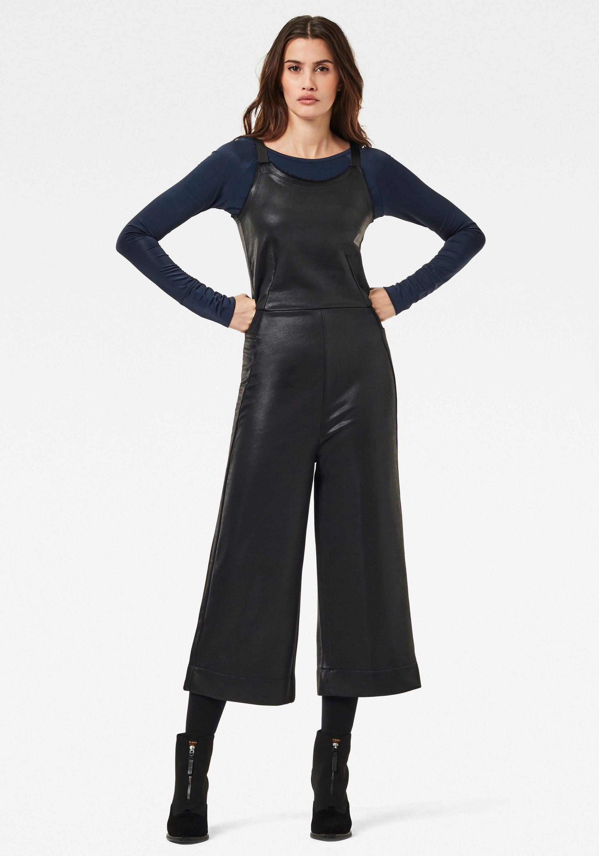 G-Star RAW jumpsuit Glossy sweat jumpsuit in glanzende look bestellen: 30 dagen bedenktijd