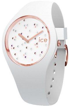 ice-watch kwartshorloge ice cosmos, 016297 wit