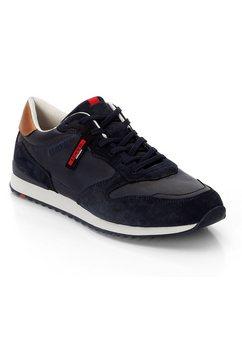 lloyd sneakers edmond met een uitneembare binnenzool blauw