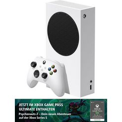 xbox console series s wit