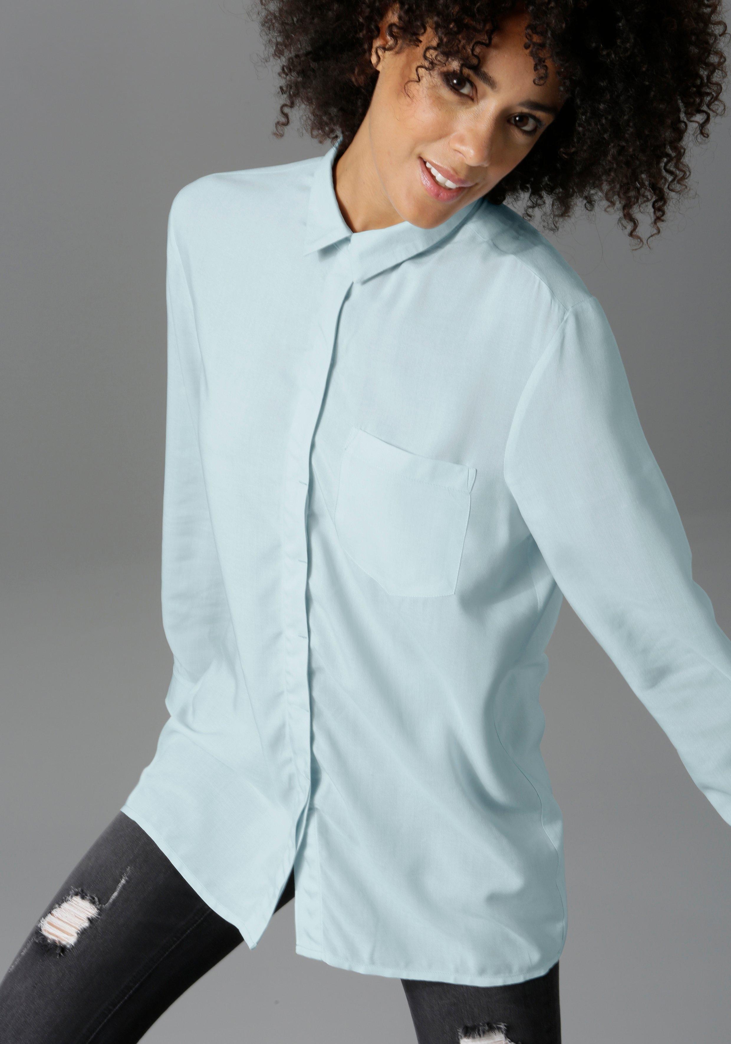 Aniston CASUAL Lange blouse met