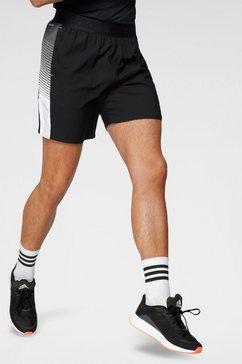 adidas trainingsshort adidas men activated tech short zwart