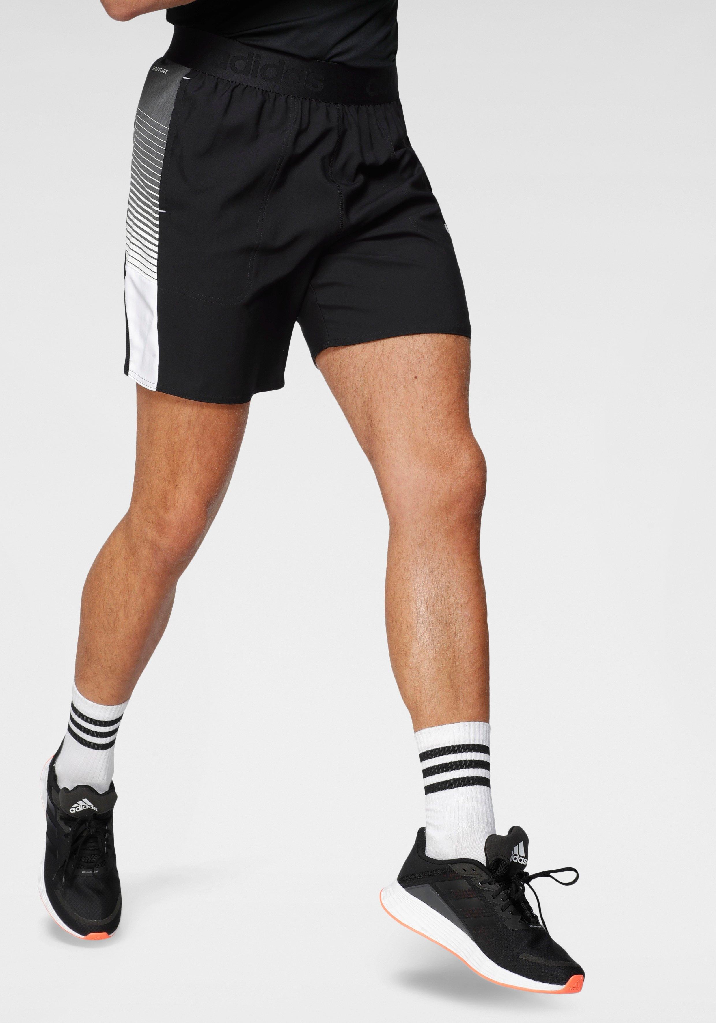 adidas trainingsshort ADIDAS MEN ACTIVATED TECH SHORT online kopen op otto.nl
