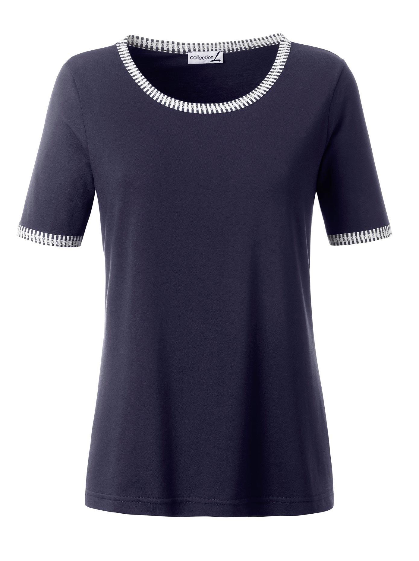 Casual Looks shirt met streepdessin voordelig en veilig online kopen