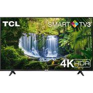 "tcl led-tv 65p611x1, 164 cm - 65 "", 4k ultra hd, smart-tv zwart"