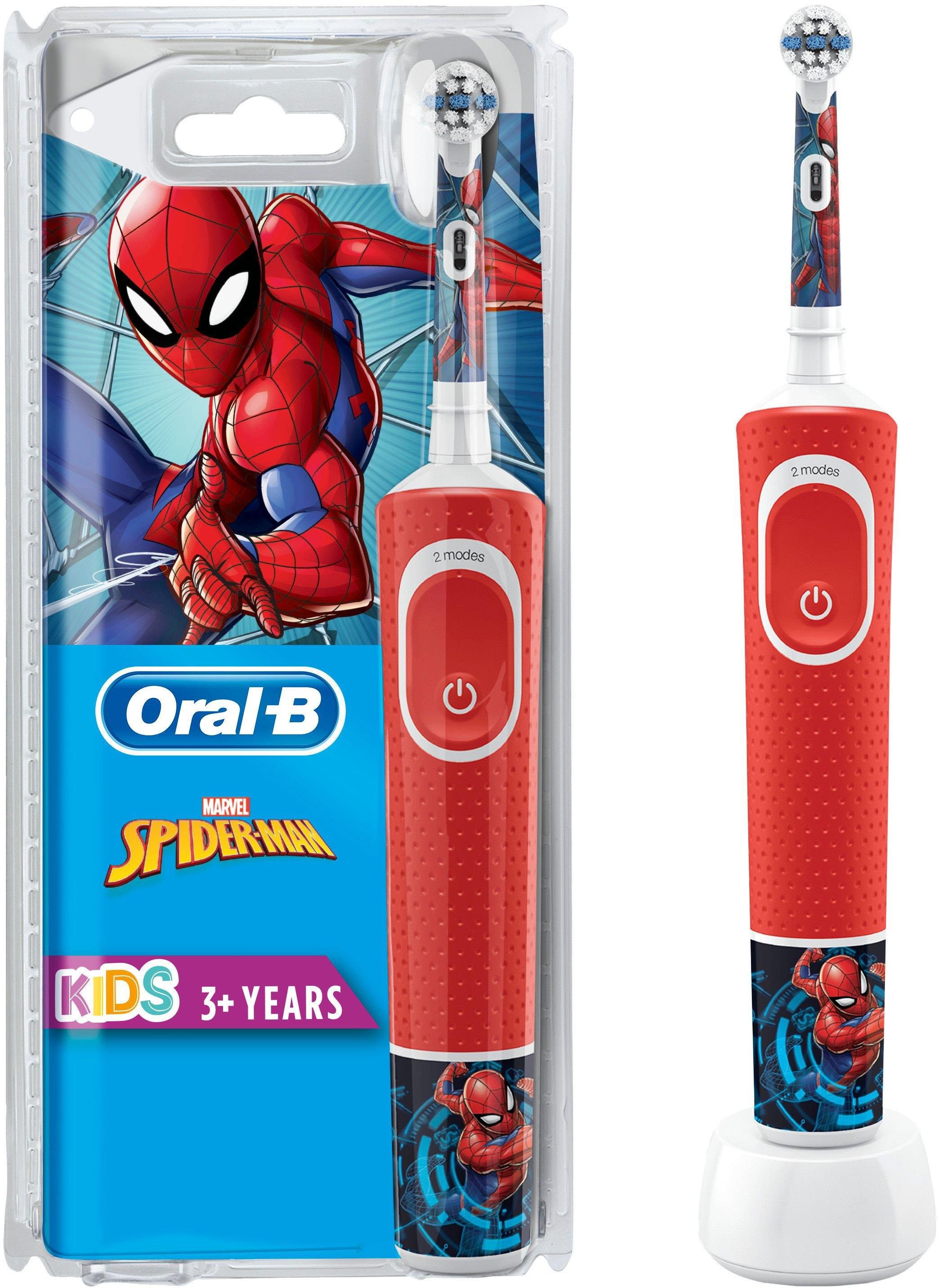 Op zoek naar een Oral B elektrische kindertandenborstel Kids Spiderman? Koop online bij OTTO