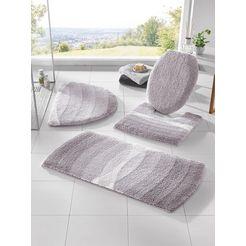 kleine wolke badmat (1 stuk) grijs
