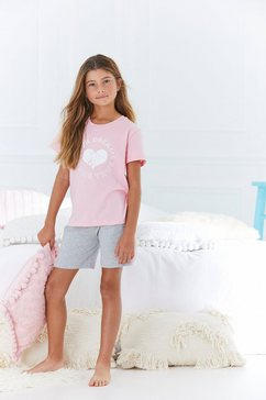 buffalo shortama roze