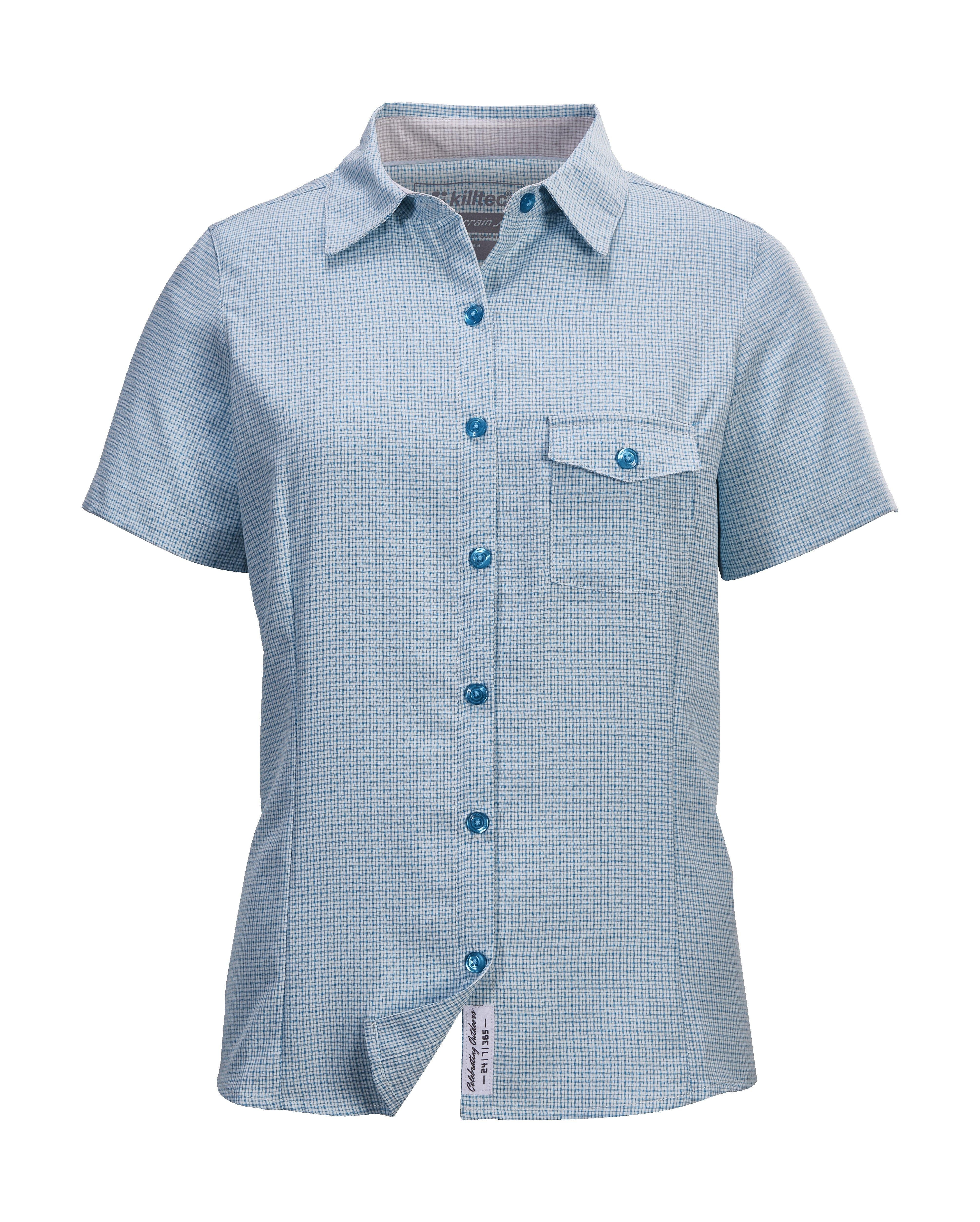 Killtec overhemd met korte mouwen Rodby WMN Woven SHRT D nu online bestellen