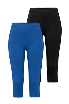 basic capribroek in set van 2, vivance blauw