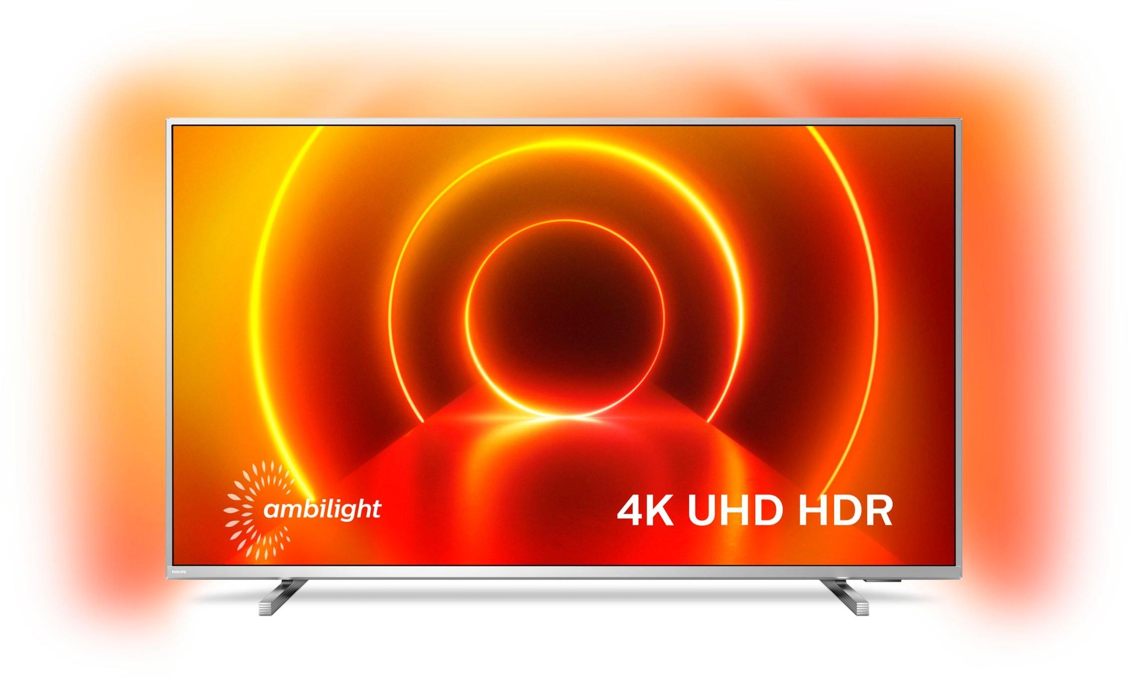 Philips »58PUS8105« LED-TV - verschillende betaalmethodes