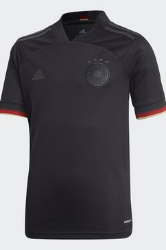 adidas performance voetbalshirt dfb uitshirt zwart
