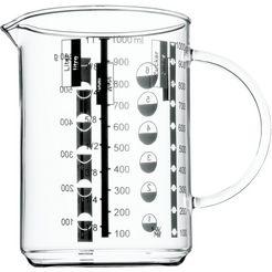 wmf maatbeker gourmet inhoud 1 liter (1) wit