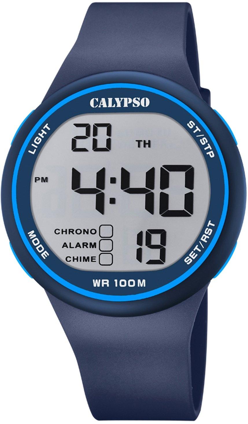 CALYPSO WATCHES chronograaf »Color Splash, K5795/3« goedkoop op otto.nl kopen