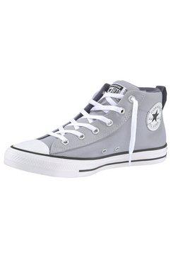 converse sneakers »chuck taylor all star street mid« grijs