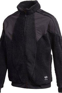 adidas originals fleecejack »polar fleec track top« zwart