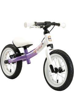 bikestar loopfiets bikestar kinder-loopfiets sport v.a. 3 jaar met rem paars