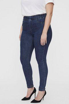 junarose skinny fit jeans blauw