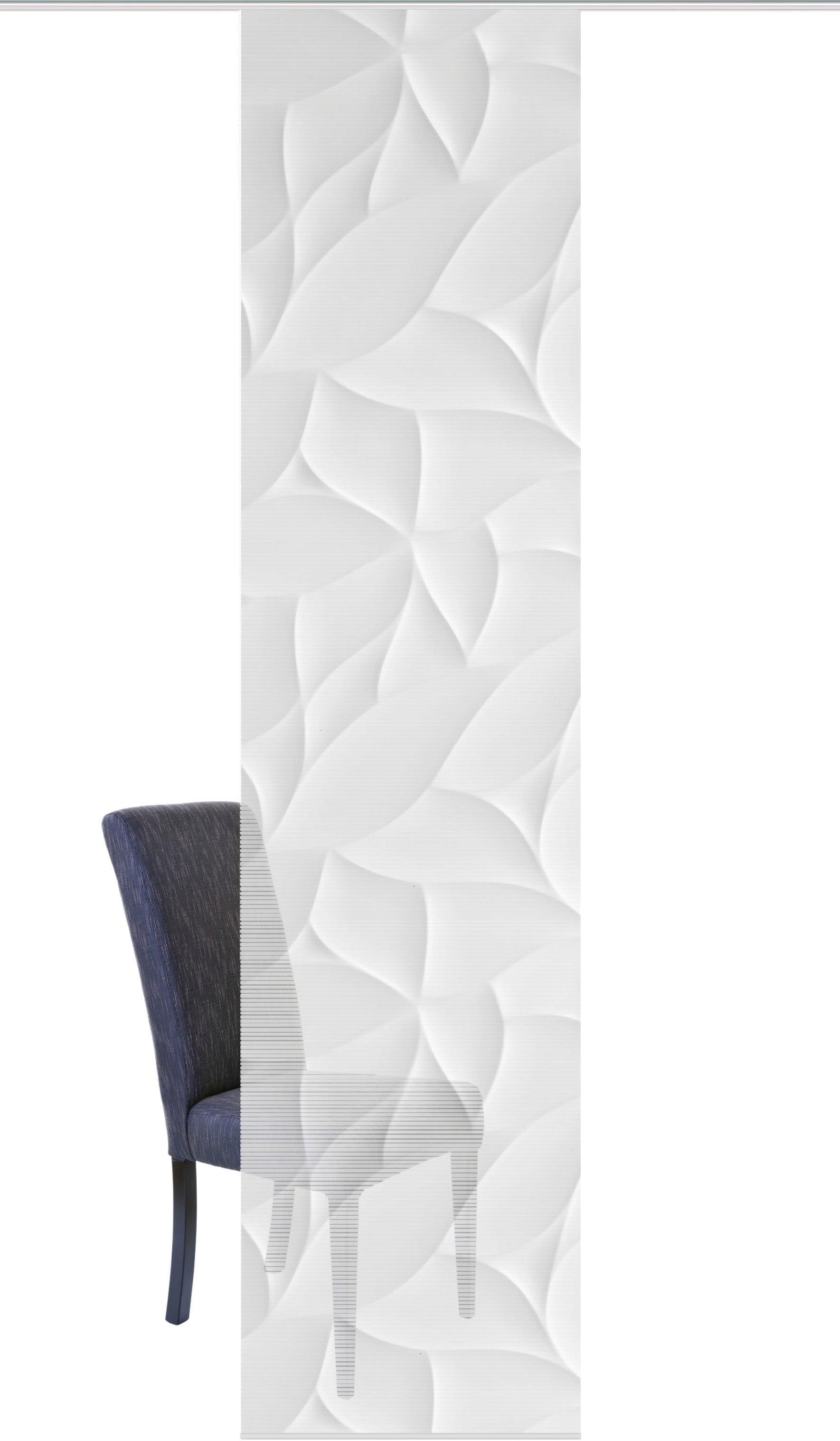 Vision paneelgordijn DIORI HxB: 260x60, BAMBOE LOOK (1 stuk) online kopen op otto.nl