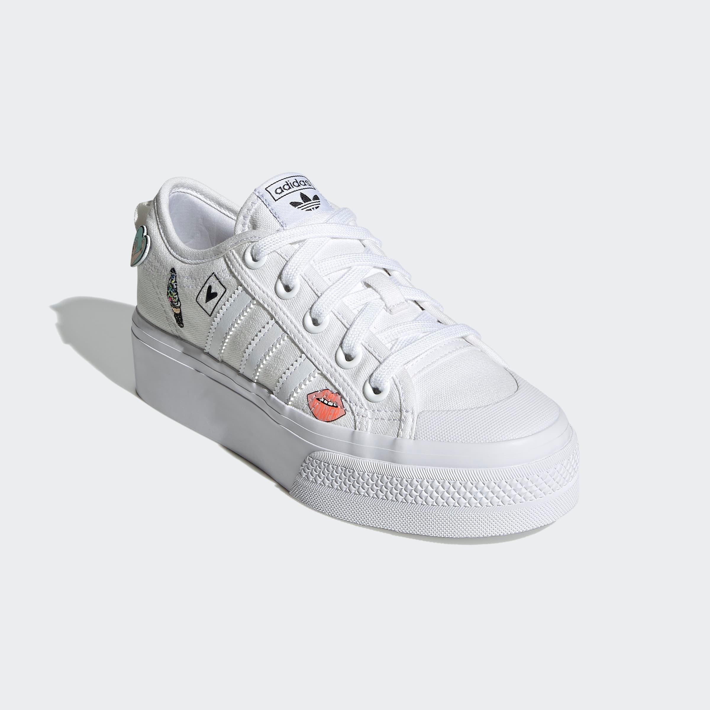 adidas Originals sneakers NIZZA PLATFORM voordelig en veilig online kopen