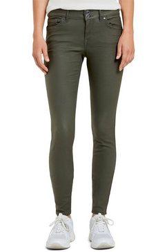 tom tailor denim skinny fit jeans groen