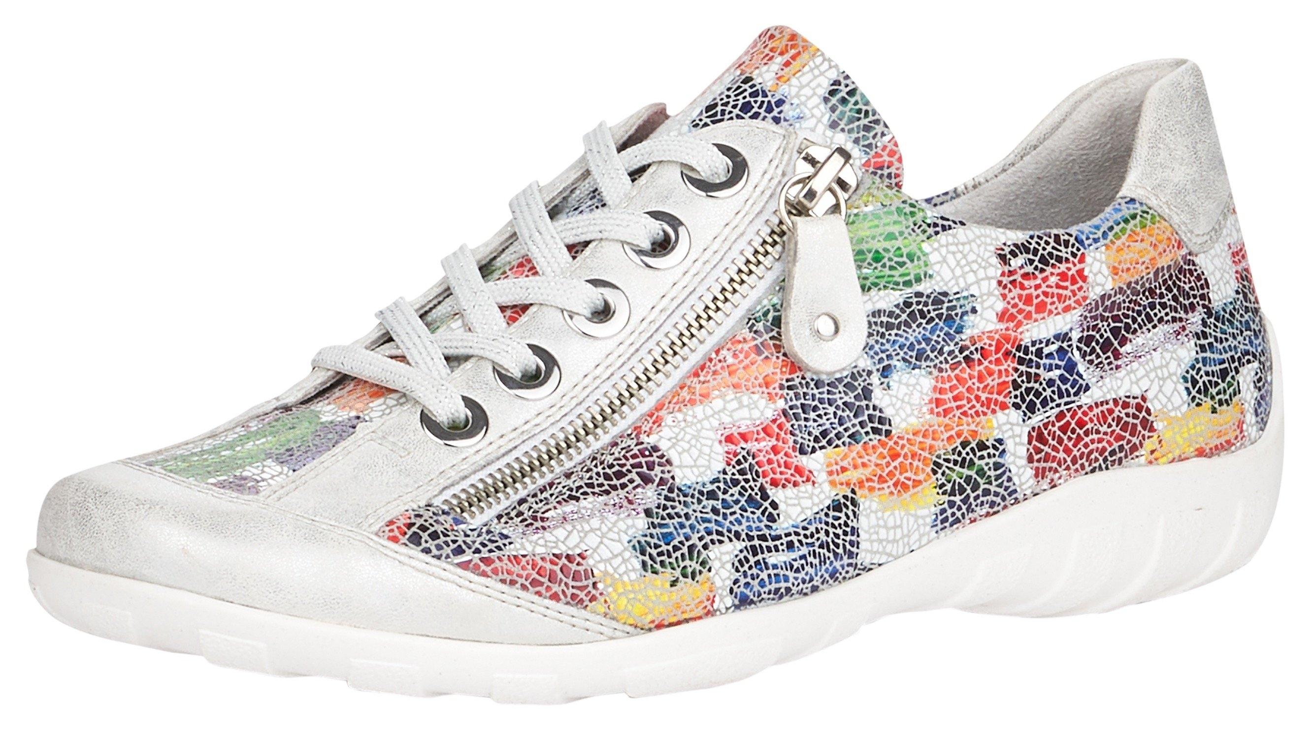 Remonte veterschoenen met kleurrijke print online kopen op otto.nl