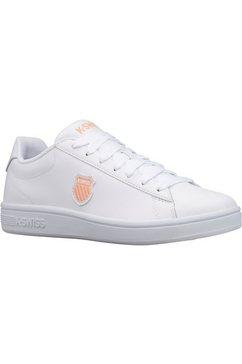 k-swiss sneakers »court shield w« wit