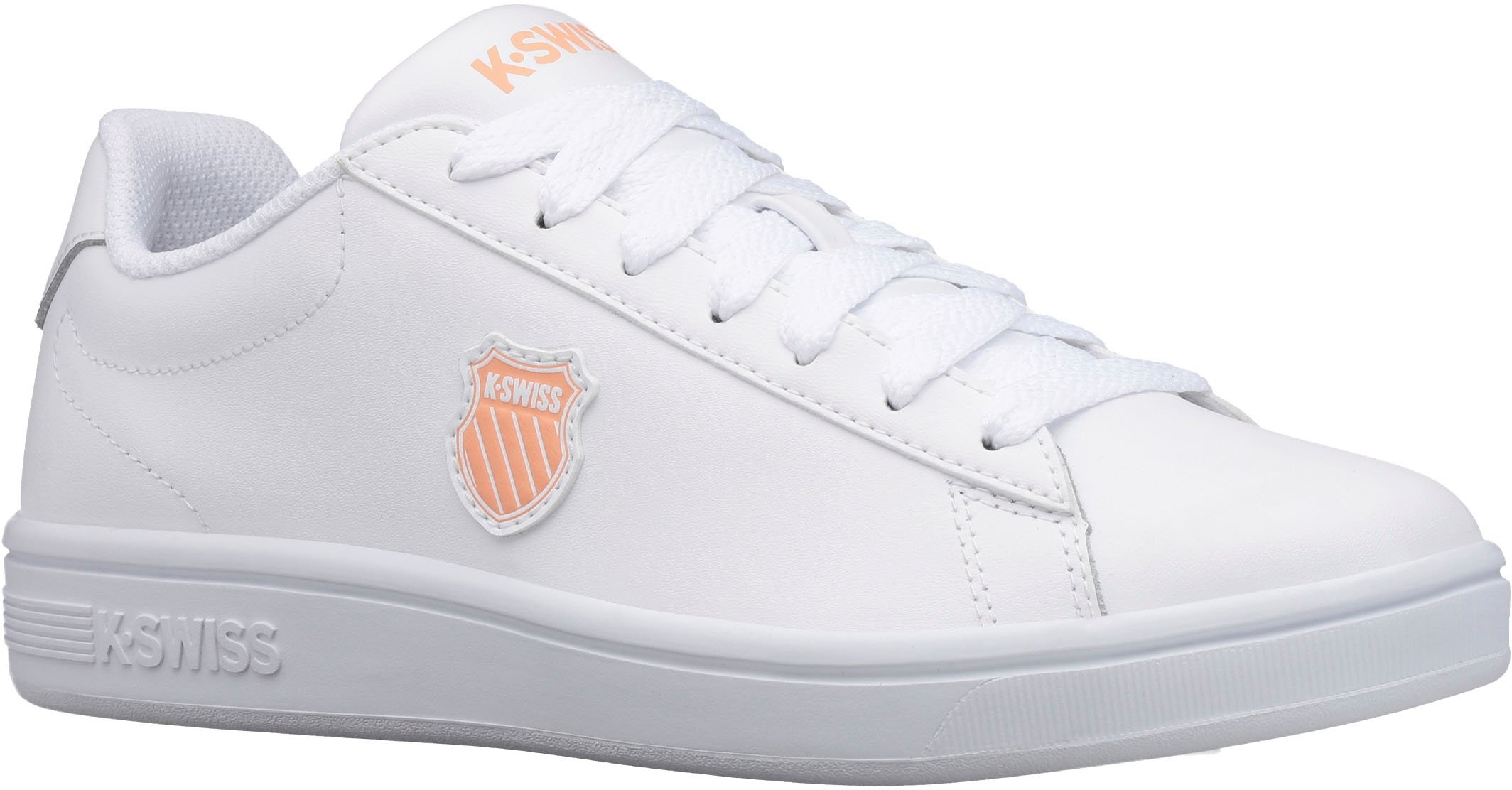 K-Swiss sneakers »Court Shield W« nu online kopen bij OTTO
