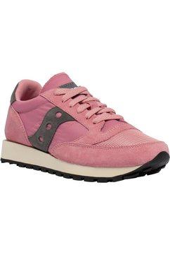 saucony sneakers »jazz vintage« roze