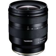 tamron ultragroothoek-zoomobjectief b060 af 11-20 mm f-2.8 di iii-a rxd (voor sony csc) zwart